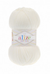 Alize Happy Baby 450 Pearl