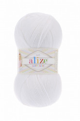 Alize Happy Baby 55 White
