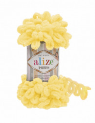Alize Puffy Yellow