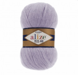 Angora Real 40 - Lavender 257