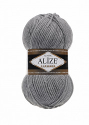 Lanagold Classic 21 Grey Melange