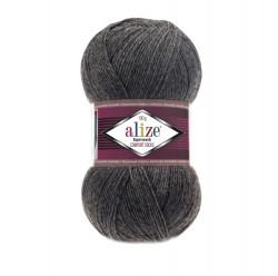 Superwash Comfort Socks 182 Medium Grey Melange