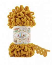 Alize Puffy Mustard