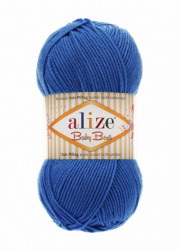 Alize Baby Best 141 Royal Blue
