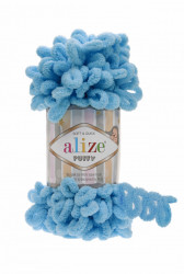 Alize Puffy Turquoise