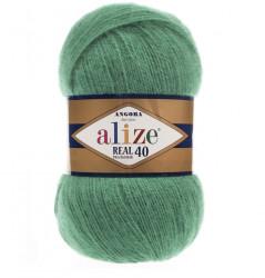 Angora Real 40 - 507 Antique Green