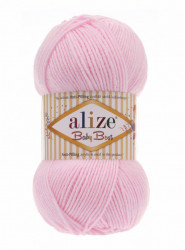 Alize Baby Best 185 Powder Pink
