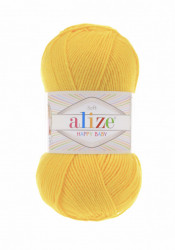 Alize Happy Baby 216 Dark Yellow