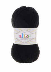 Alize Happy Baby 60 Black