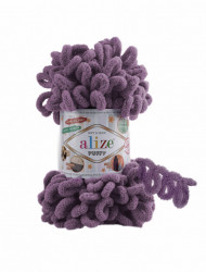 Allize Puffy Violet