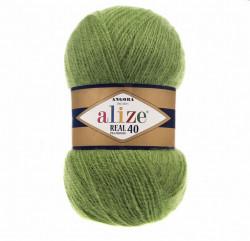 Angora Real 40 - Green 485