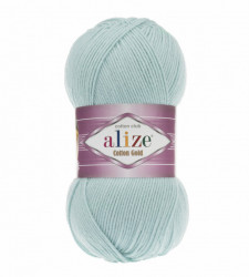 Cotton Gold 522 Light Aqua