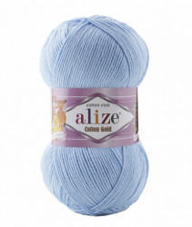 Cotton Gold 728 Blue