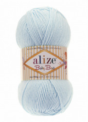 Alize Baby Best 189 Light Turquoise