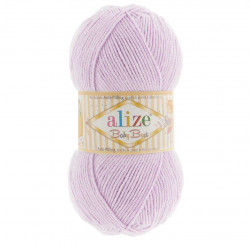 Alize Baby Best 27 Lilac
