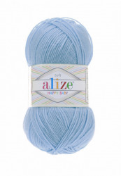 Alize Happy Baby 218 Baby Blue