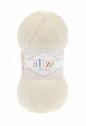 Alize Happy Baby 62 Light Cream