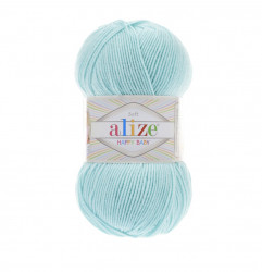 Alize Happy Baby 669 Light Turquoise