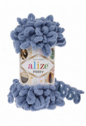 Alize Puffy Blue