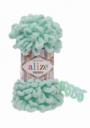 Alize Puffy Light Turquoise