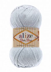 Alize Baby Best 224 Light Grey