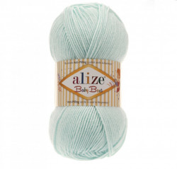 Alize Baby Best 514 Light Aqua