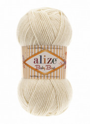 Alize Baby Best 62 Light Cream