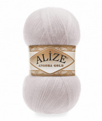 Angora Gold 168 Winter White