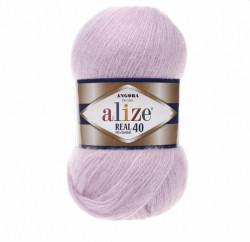 Angora Real 40 - Lilac 27