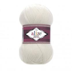 Superwash Comfort Socks 01 Cream