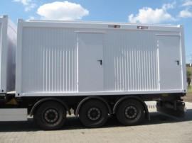 Poze Container sanitar WC barbati/femei