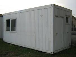 Poze Container birou cu grup sanitar