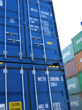 Poze Container maritim 20' fabr.2017