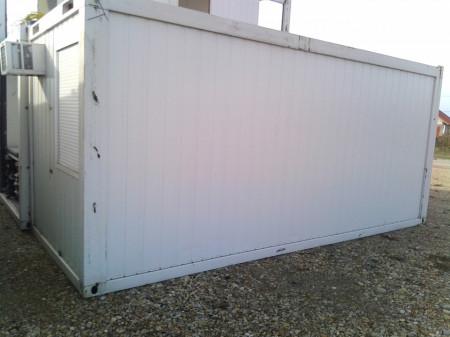 Poze Container birou cu aer conditionat 2,6 BTU