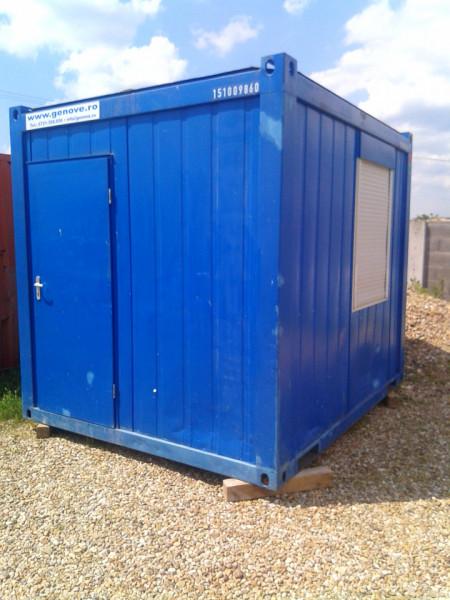 Poze Container birou 10'