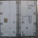 Container izoterm 20'