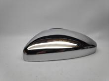 Capa Espelho Esquerda Peugeot 208 Cromada