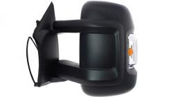 Espelho Direito C/ Pisca Laranja Medio 8 Pinos Peugeot Boxer | 06-