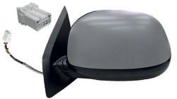 Espelho Direito Electico P/ Pintar 3 Pinos Peugeot 4007   07-
