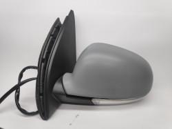 Espelho Esquerdo Eletrico Vw Golf V 03-08 Rebativel
