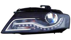 Farol Direito Led Direccional Audi A4 08-11