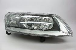 Farol Direito Xenon Audi A6 04-08