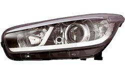 Farol Esquerdo Eletrico C/ Motor Kia Ceed 12-15
