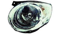 Farol Esquerdo Eletrico C/ Motor Kia Picanto 08-10