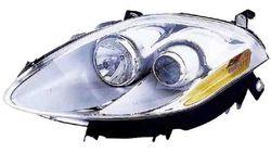 Farol Esquerdo Eletrico Fiat Bravo 06-