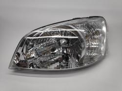 Farol Esquerdo Eletrico Hyundai Getz 02-05