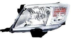 Farol Esquerdo Manual Toyota Hilux 11-15