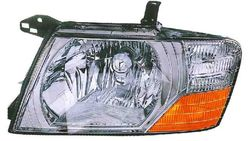 Farol Esquerdo Mitsubishi Montero / Pajero 03-06
