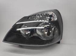 Farol Esquerdo Renault Clio II 01-05 Mascara Preta