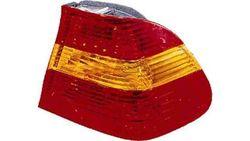 Farolim Esquerdo Bmw S-3 E46 4P 01-05 Exterior Laranja-Vermelho